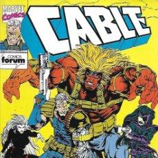 Cómics: CABLE. FORUM 1994. Nº 4. Lote 162184949