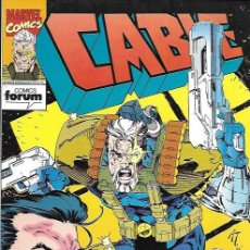Cómics: CABLE. FORUM 1994. Nº 3. Lote 162184953