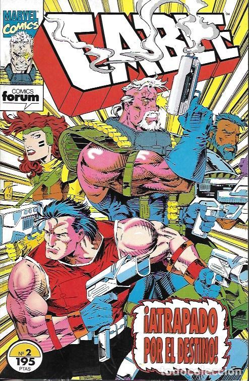 CABLE. FORUM 1994. Nº 2 (Tebeos y Comics - Comics otras Editoriales Actuales)