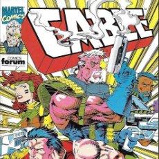 Cómics: CABLE. FORUM 1994. Nº 2. Lote 162184957