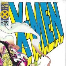 Cómics: X-MEN. FORUM 1992. Nº 38. Lote 171396172