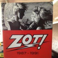 Cómics: ZOT!. 1987-1991. VOLUMEN 1. SCOTT MCCLOUD. ASTIBERRI. Lote 162294250
