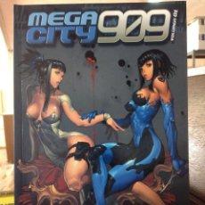 Cómics: MEGACITY 909. ANDREW DABB, JACOB LEE, KANO KANG. NORMA. Lote 162295578