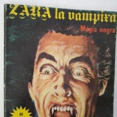 Cómics: LOTE 14 ZARA LA VAMPIRA. Lote 162370628