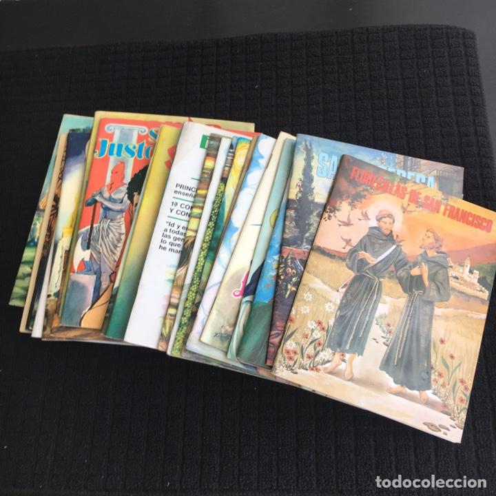 LOTE COLECCIÓN PIEDAD INFANTIL 1982 - 27 LIBROS - EDITADOS POR JHS SEVILLA (Tebeos y Comics Pendientes de Clasificar)
