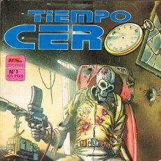 Cómics: TIEMPO CERO Nº 3. Lote 162471290