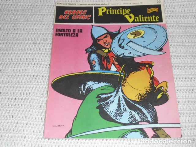 Cómics: PRINCIPE VALIENTE - 18 FASCICULOS - - Foto 3 - 162488658