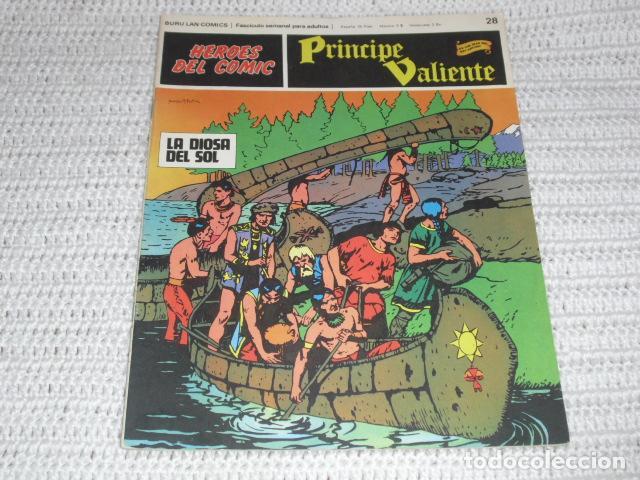 Cómics: PRINCIPE VALIENTE - 18 FASCICULOS - - Foto 9 - 162488658