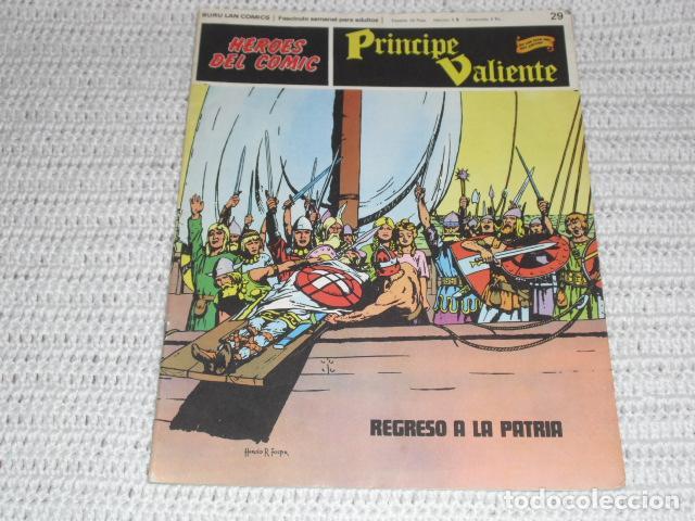 Cómics: PRINCIPE VALIENTE - 18 FASCICULOS - - Foto 10 - 162488658