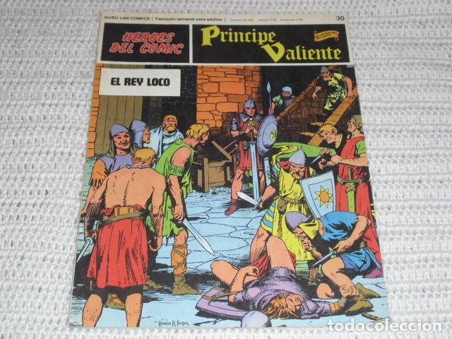 Cómics: PRINCIPE VALIENTE - 18 FASCICULOS - - Foto 11 - 162488658