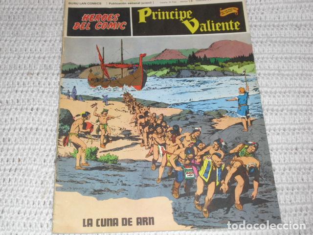 Cómics: PRINCIPE VALIENTE - 18 FASCICULOS - - Foto 14 - 162488658