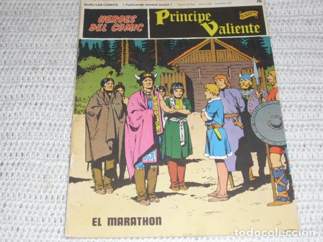 Cómics: PRINCIPE VALIENTE - 18 FASCICULOS - - Foto 15 - 162488658
