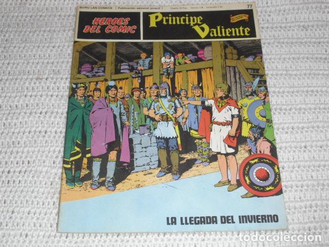 Cómics: PRINCIPE VALIENTE - 18 FASCICULOS - - Foto 16 - 162488658