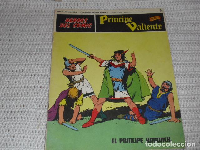 Cómics: PRINCIPE VALIENTE - 18 FASCICULOS - - Foto 18 - 162488658