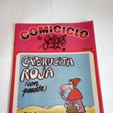 Cómics: CÓMICICLO DE FORGES. Lote 162585078