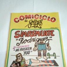 Cómics: CÓMICICLO DE FORGES. Lote 162586130