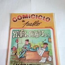 Cómics: CÓMICICLO DE PABLO. Lote 162586314