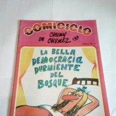 Cómics: CÓMICICLO DE CHUMY CHUMEZ. Lote 162586482