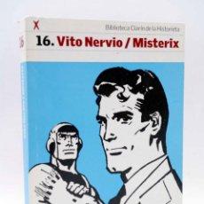 Cómics: BIBLIOTECA CLARÍN DE LA HISTORIETA 16. VITO NERVIO / MISTERIX (BRECCIA, CAMPANI, ZOPPI…) 2004. OFRT. Lote 266438828