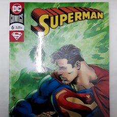 Cómics: SUPERMAN 85 /6 (GRAPA) - BENDIS, REIS, SOOK - ECC. Lote 162697941