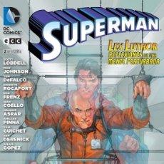 Cómics: SUPERMAN: LA LLEGADA DE H'EL NÚM. 02.. Lote 162725624