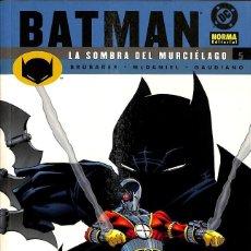 Cómics: BATMAN. Lote 162732285
