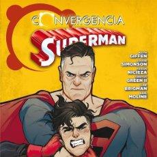 Cómics: CONVERGENCIA: SUPERMAN - HORA CERO. HORA CERO. Lote 162732313