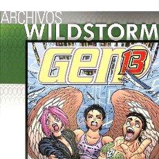 Cómics: ARCHIVOS WILDSTORM: GEN13 8.. Lote 162734141