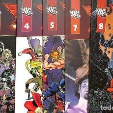 Comics - JSA NUMEROS 1, 2, 3, 4, 5, 7, 8, 9, 10 . - 162741158