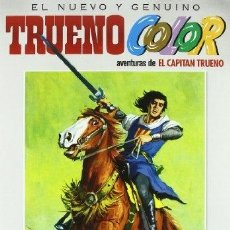 Cómics: ¡RESCATE PELIGROSO! Y OTRAS AVENTURAS DE EL CAPITÁN TRUENO (TRUENO COLOR 2).. Lote 162751313