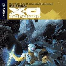 Cómics: X-O MANOWAR 01. Lote 195027273