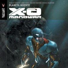 Cómics: X-O MANOWAR 03. Lote 195027236