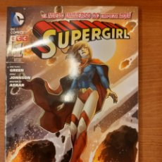 Cómics: SUPERGIRL 1 MICHAEL GREEN MIKE JOHNSON ¡IMPECABLE!. Lote 162826870