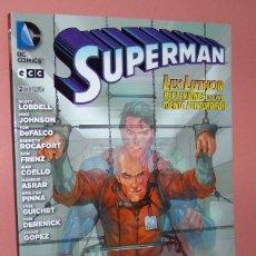 Cómics: SUPERMAN: LA LLEGADA DE H'EL NÚM. 02. Lote 162834918