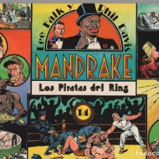 Cómics: MANDRAKE POR LEE FALK Y PHIL DAVIS 14 NÚMEROS PUBLICADOS POR JOAQUIN ESTEVE A PARTIR DE 1.980. Lote 159259890