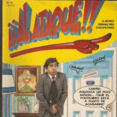 Cómics: AL ATAQUE - REVISTA DE HUMOR - Nº 10 - 1993 -. Lote 163190802