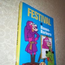 Cómics: FESTIVAL TAPAS DURAS.. Lote 163231322