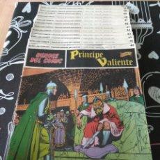 Cómics: HEROES DEL COMIC. PRINCIPE VALIENTE. BURU LAN COMIC. Lote 163304700