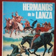 Cómics: COLECCIÓN LIBRIGAR MICO N°25 HERMANOS DE LA LANZA II. Lote 163223634