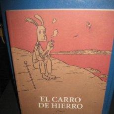 Cómics: EL CARRO DE HIERRO. JASON. BASADO EN LA NOVELA DE STEIN RIVERTON. ASTIBERRI EDICIONES 2010.. Lote 163342746