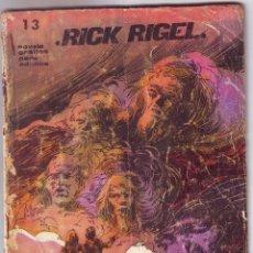 Cómics: RICK RIGEL CAPICUA. Lote 163445894