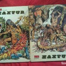 Cómics: HAXTUR - TRINCA PRESENTA 5 Y 12 - COMPLETO. Lote 163591214