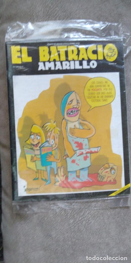 EL BATRACIO AMARILLO Nº 60 (Tebeos y Comics - Comics otras Editoriales Actuales)