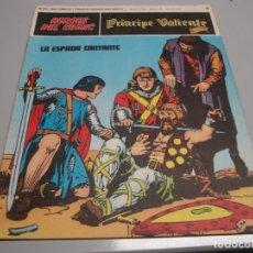 Cómics: HEROES DEL COMIC, PRINCIPE VALIENTE Nº 4, EDITORIAL BURULAN. Lote 163606394