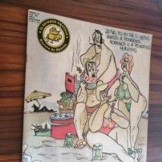 Cómics: EL BATRACIO AMARILLO 39. REVISTA DE HUMOR DE GRANADA. GRAPA. BUEN ESTADO. RARA. OTRA PORTADA. Lote 163621670