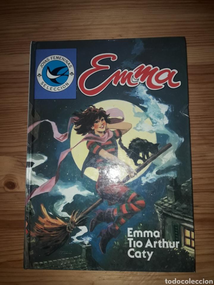 EMMA TIO ARTHUR CATY JOYAS FEMENINAS BRUGUERA (Tebeos y Comics Pendientes de Clasificar)