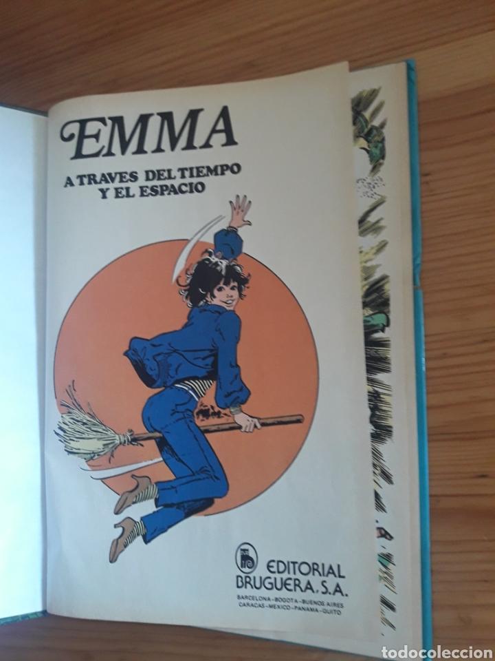 Cómics: Emma tio arthur caty joyas femeninas bruguera - Foto 2 - 163730022