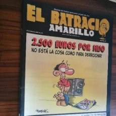 Comics - EL BATRACIO AMARILLO 149. REVISTA DE HUMOR DE GRANADA. GRAPA. BUEN ESTADO. RARA. - 163740258