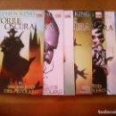 Cómics: LA TORRE OSCURA. LAS TRES PRIMERAS SERIES.. Lote 163753038
