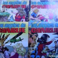 Cómics: LOS ANGELES DE CHARLIE. COMPLETA. 4 EJEMPLARES. Lote 163754322